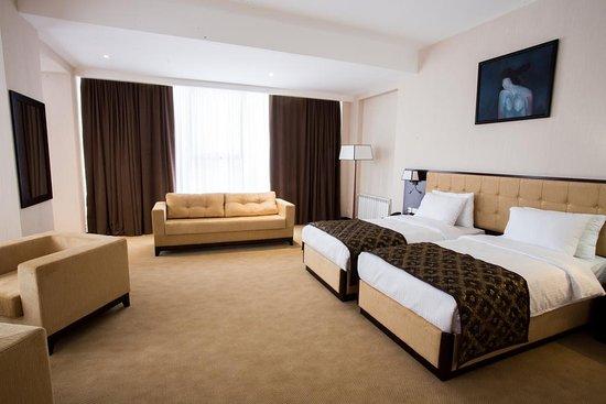 Baku, Azerbaijan: SUIT Room