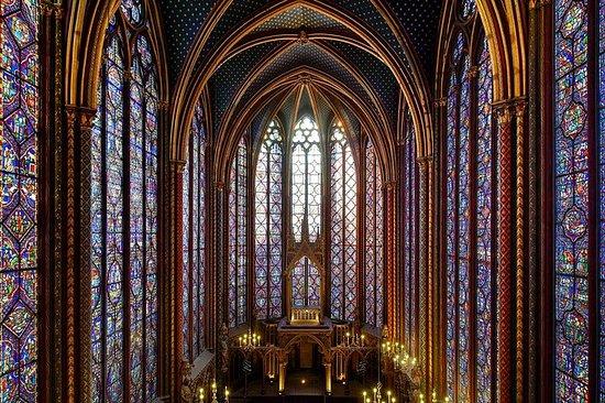 Billet coupe-file: Sainte-Chapelle...