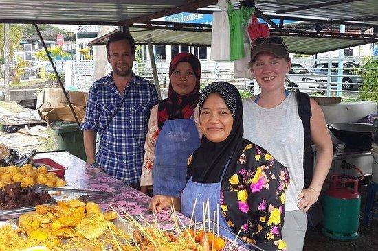 Visita guiada de Kuching a pie y en...