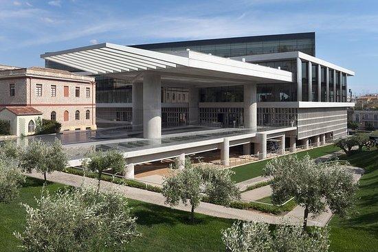 Nuovo museo dell'Acropoli di Atene
