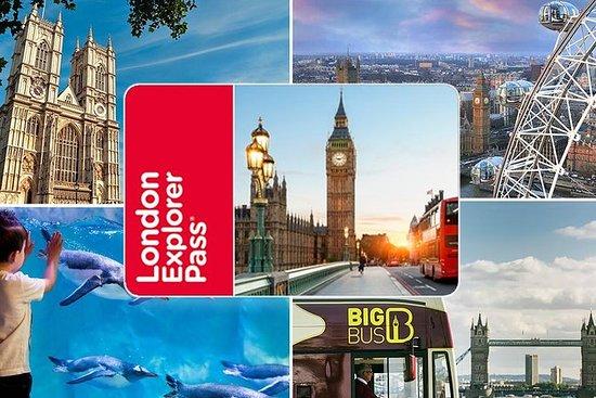 Londres Explorer Pass: jusqu'à...