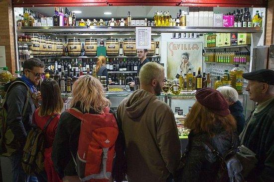 Sevilha: Mercados e mordidas Morning...