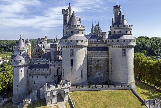 Skip-the-Line: Chateau de Pierrefonds...