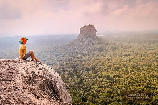 Excursion d'une journée à Sigiriya et...