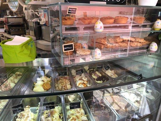 Capri Crema Cafe: Capri Cream