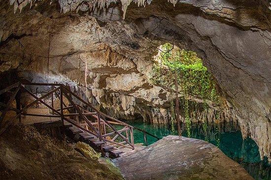 Entrada a Cenotes Zapote EcoPark