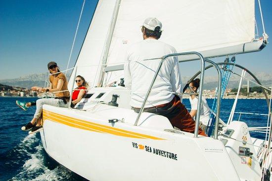 Vis Sea Adventure