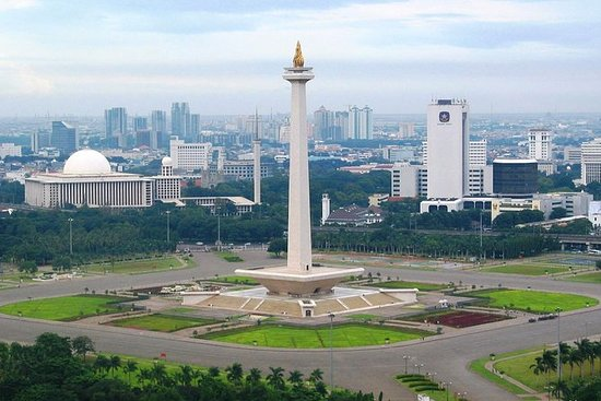 Private Jakarta City Full day Tour: Jakarta City Tour : Explore Highlight Places of Jakarta