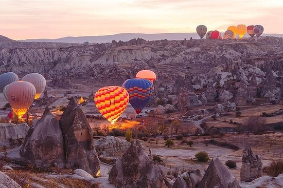 Privat Cappadocia Red Tour