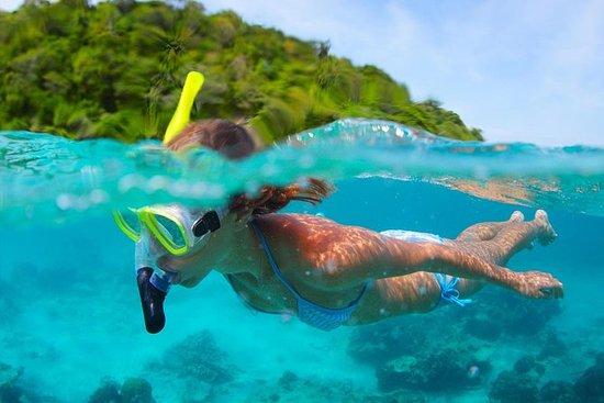 跳岛游(2岛)从哥打京那巴鲁出发
