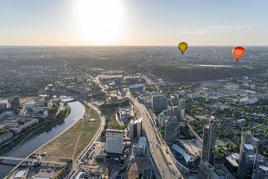 Experiência de passeio de balão de ar...