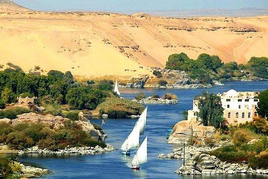Crucero por el Nilo desde Asuán a...