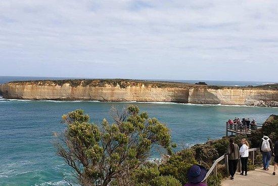 Gran camino del océano 12 apóstoles...