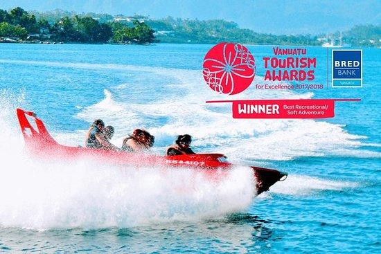 2017年和2018年瓦努阿图旅游奖得主 - Tropic Thunder...