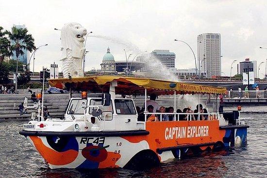 Captain Explorer DUKW Tour