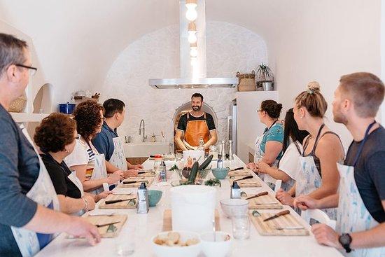 Petra Kouzina Cooking Experience