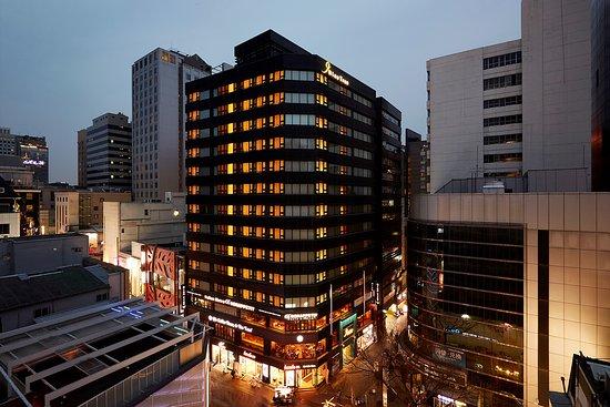 Nine Tree Hotel Myeong-dong, hôtels à Séoul