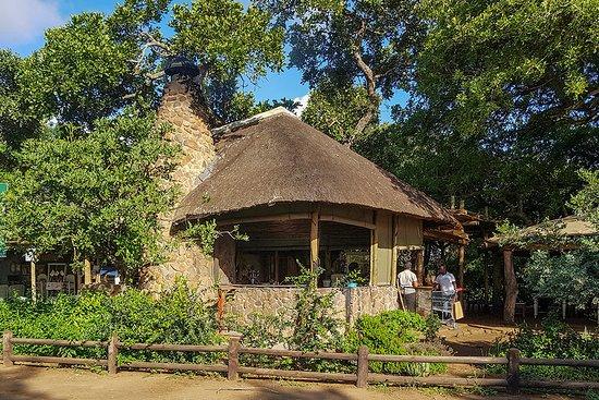 Tshokwane Picnic Site: Kitchen