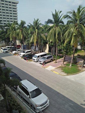 Seascape Village Parking