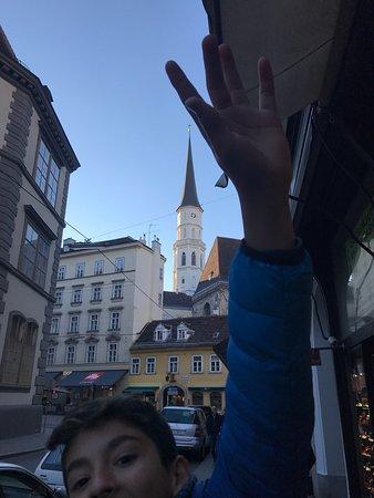 Excelente fin de semana en Vienna