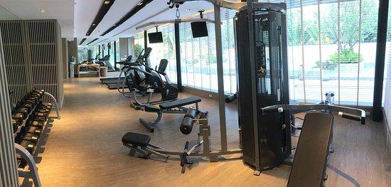 The Park Nine Suvarnabhumi: Fitness Center