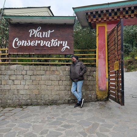 Plant Conservatory, Gangtok SIKKIM INDIA