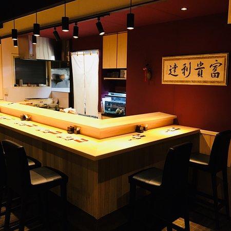 Sushi Yamamoto: 鮨 山もと