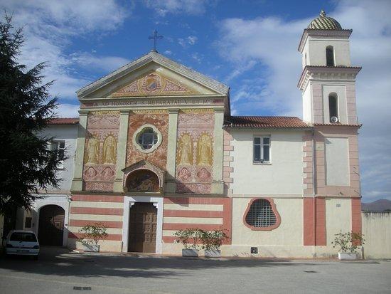Santuario di S. Reparata di Teano