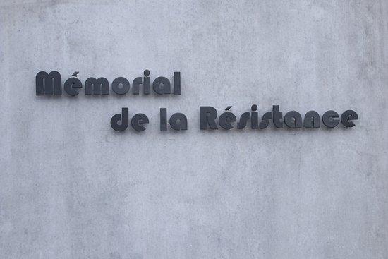 Logo du Mémorial de la Résistance de saint Etienne de Puycorbier