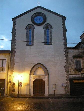 Chiesa di S. Francesco di Teano