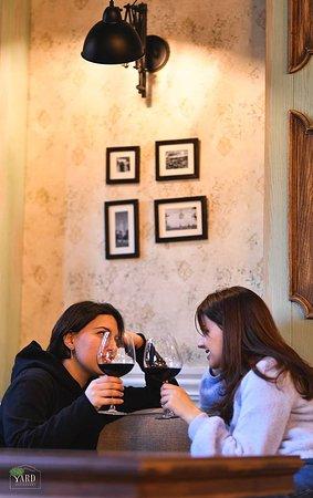 Yard Yerevan: Wine