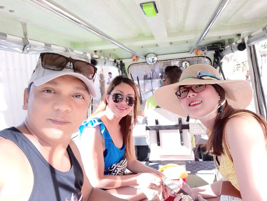 Altabriza Resort Boracay: my friends