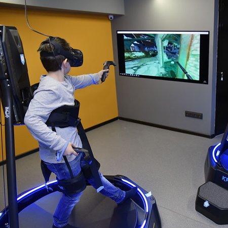 Kat Walk Virtual Reality