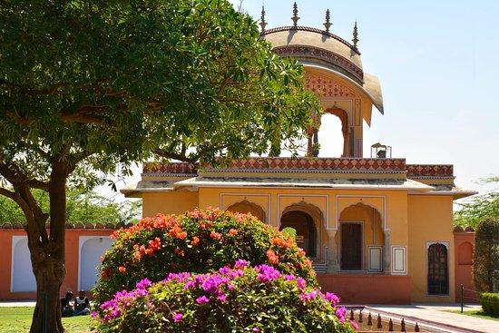 Kanak Vrindavan Gardens