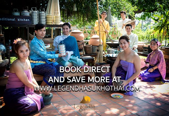 Legendha Sukhothai Thai Village Resort