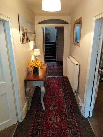 Our beautiful hallway