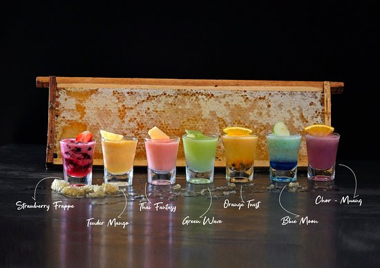 Try out our new daily smoothies available at Craft Beer Lounge, Grand Mercure Phuket Patong!