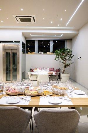 Evento degustazione e presentazione corsi di cucina
