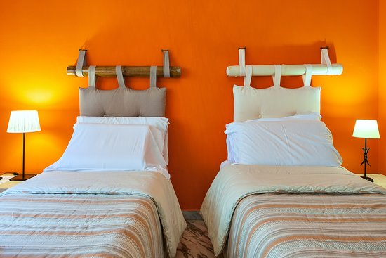 Oasi Verde a san pietro bed&breakfast: bamboo room