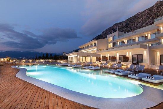 πάρα πάρα πολύ ωραίο - Κριτικές για Messinian Icon Hotel & Suites ...