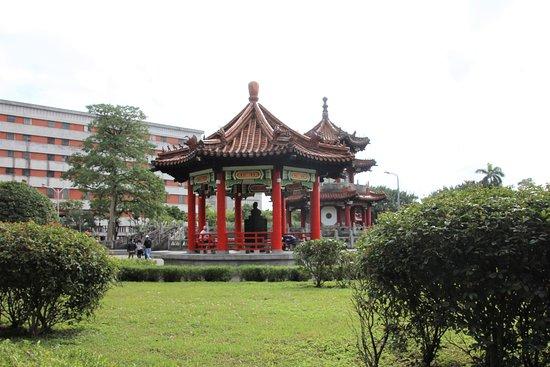 Chnesische Gebäude