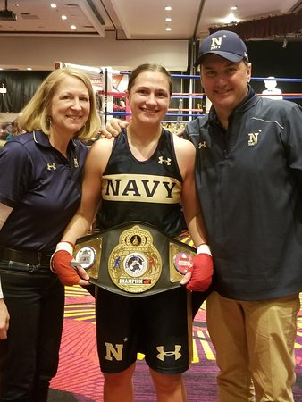 National College Boxing Championship!