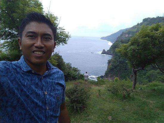 Lovina Beach, Indonésie : Bukit asah bugbug