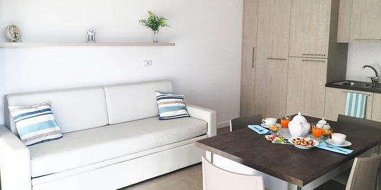 Vada Village: Chalet Living Room