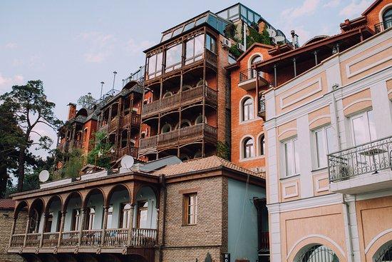 Балкончики Тбилиси