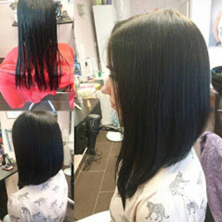 Women Hair Cut A New Style Picture Of Full Diamond Beauty Salon Budapest Tripadvisor