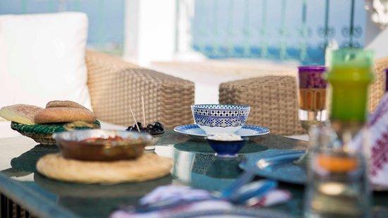 Medina of Tangier: Lunch Menu : Moroccan Food