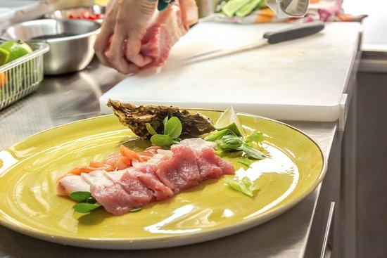 Sardina Pasta Bar - Marinati di pesce del Giorno