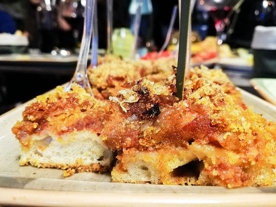 Sardina Pasta Bar - Sfincione Baghere