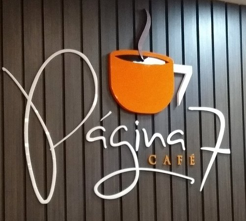 Página 7 Café: Logomarca